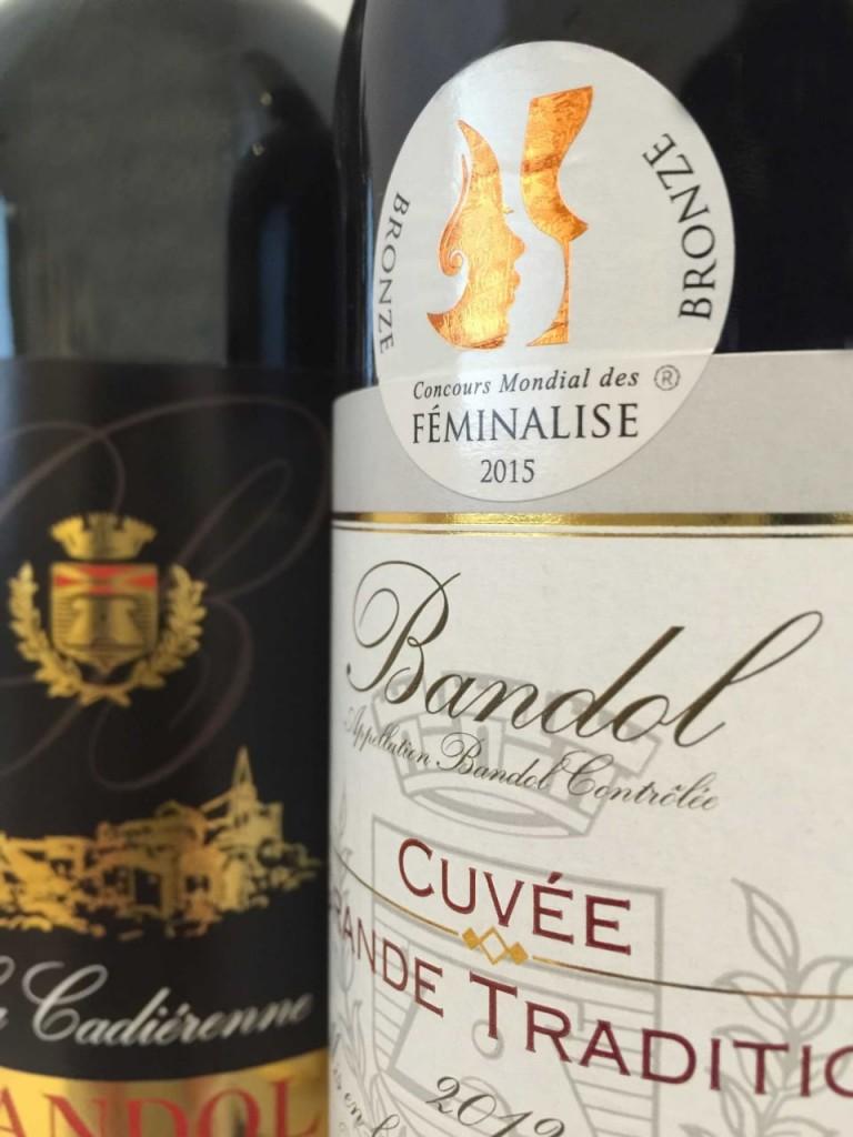 Vin de Bandol AOP Rouge Grande Tradition La Cadiérenne