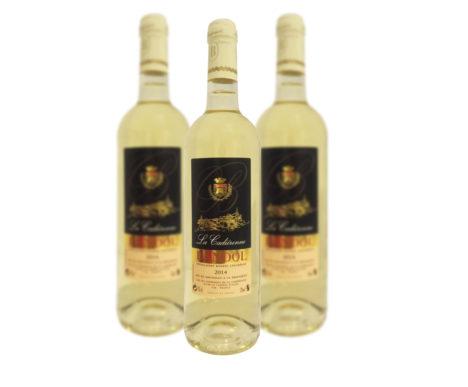 Vin de Bandol Blanc La Cadiérenne