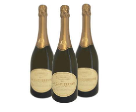 vin mousseux Blanc de Blanc Brut Spécial La Cadiérenne
