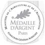 medaille argent concours general agricole Paris
