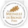 medaille bronze concours general agricole Paris
