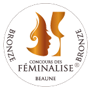 medaille bronze feminalise