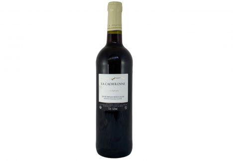 vin de pays mont caume rouge la cadierenne