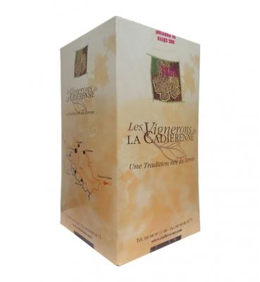 AOP Côtes de Provence Rouge Bag in Box 5L