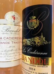 Vin de Bandol Rosé AOP – 2016