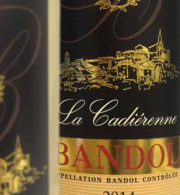 Vin de Bandol Blanc AOP – 2016