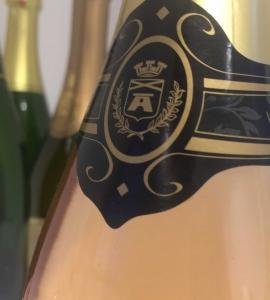 Vin Rosé Doux Fruité Pétillant