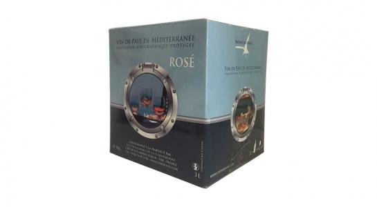IGP Vin de Méditerranée – Bag in Box 3L