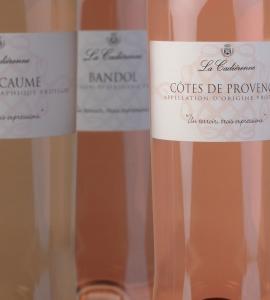 Un Terroir, Trois Expressions Côtes de Provence Rosé 2016