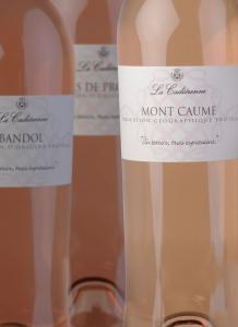Un Terroir, Trois Expressions Mont Caume Rosé 2016