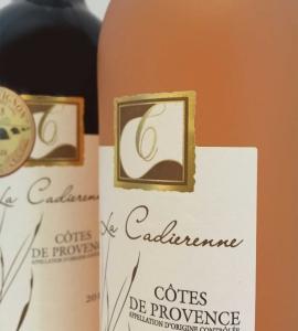 AOP Vin Côtes de Provence Rosé – 2016