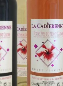 Vin de Pays Mont Caume Rosé