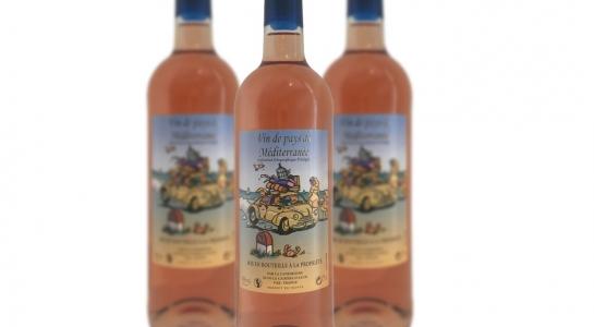IGP Vin de Méditerranée Rosé